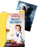 Belle's Tea Party + Poster