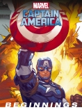 Marvel: Captain America Beginnings