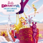 Barbie Dreamtopia: Chelsea's Magical Adventure (8x8)