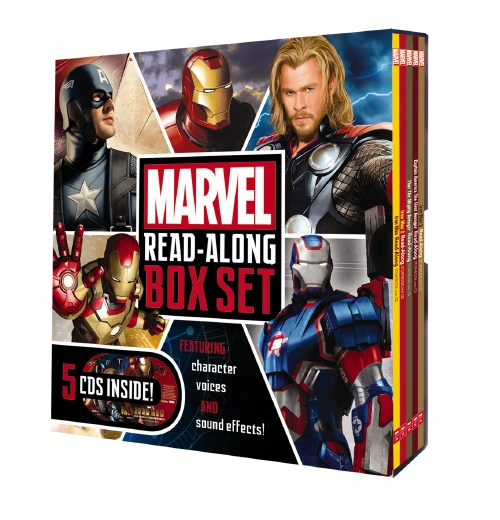 The Store - Marvel: Read-along Box Set - Pack - The Store