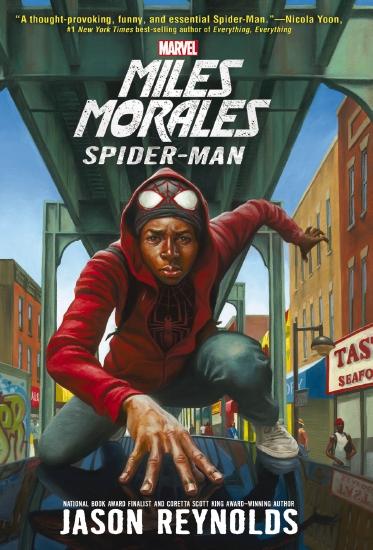 Marvel: Miles Morales Spider-Man - Book