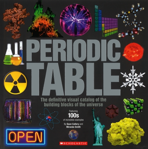 Product Periodic Table Book School Essentials