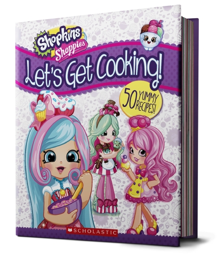 Shoppies: Let's Get Cooking!