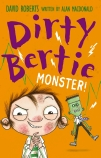 Dirty Bertie Monster!