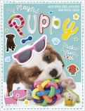 My Playful Puppy Sticker Activity Book