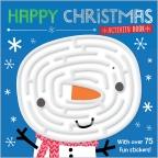 Happy Christmas Activity Book