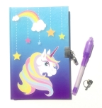 UNICORN JOURNAL + UV PEN