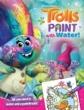 Trolls Paint With Water