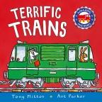 Amazing Machines: Terrific Trains