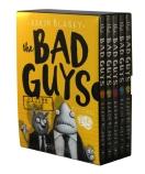 Bad Guys Badder Box Episodes 1-5