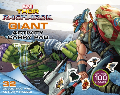 Marvel: Thor: Ragnarok Giant Activity Pad