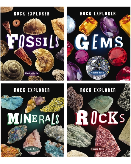 Rock Explorer 4-Pack
