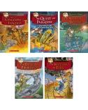 Geronimo Stilton Kingdom of Fantasy 1-5 Box Set