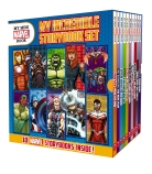 My Mini Marvel 10 Book Box: My Incredible Storybook Set