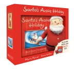 Santa's Aussie Holiday Boxed Set + Plush