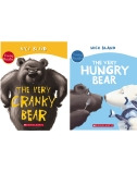 Very Cranky and Hungry Bear Pack