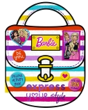 Barbie: Express Your Style: Deluxe Activity Book