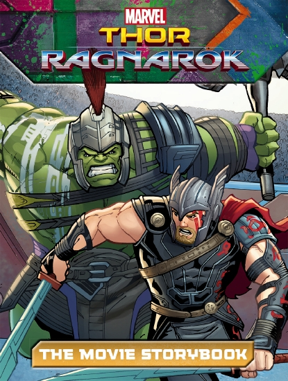Thor Ragnarok Movie Storybook