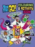 Teen Titans Colouring & Activity Book