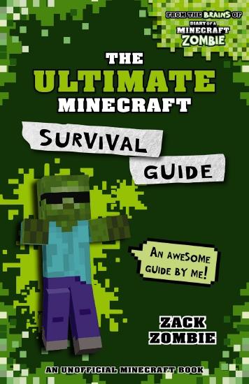 product ultimate minecraft survival guide book school essentials rh schoolessentials com au Minecraft User Guide Table Minecraft Xbox Crafting Guide