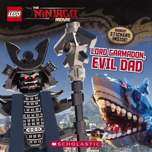 LEGO Ninjago 8x8 #2 - Lord Garmadon, Evil Dad