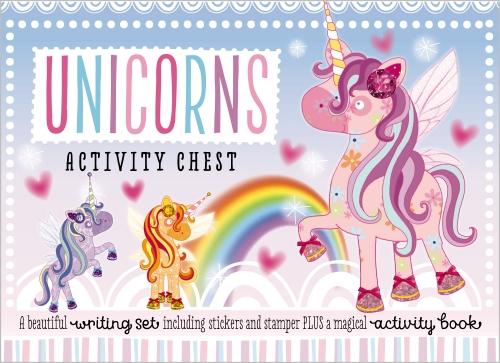 Unicorns Activity Chest
