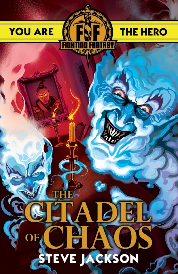 Fighting Fantasy: The Citadel of Chaos