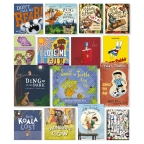 New Premier's Reading Challenge Titles for 2017 (Years EC-2)