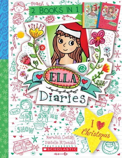 I Heart Christmas.The Store Ella Diaries Bind Up I Heart Christmas Book