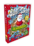 Where's Santa in Australia Jigsaw