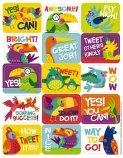 Yes You Can! Toucan Stickers