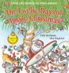 Twelve Days of Aussie Christmas + CD
