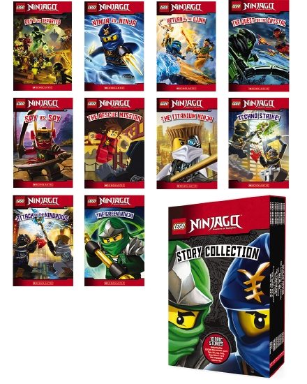 Ninjago Games For Kids