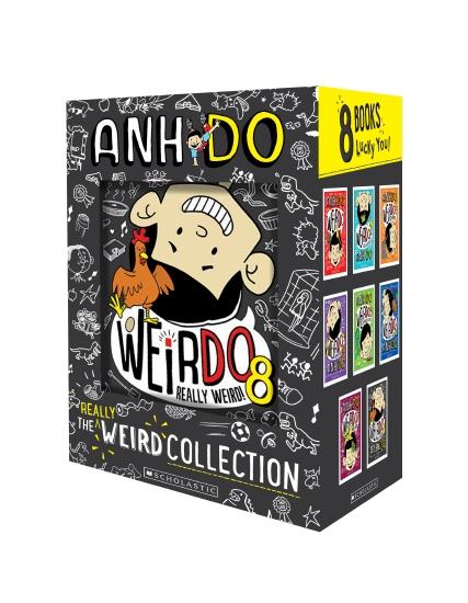 WeirDo: Really Weird Collection Set 1-8