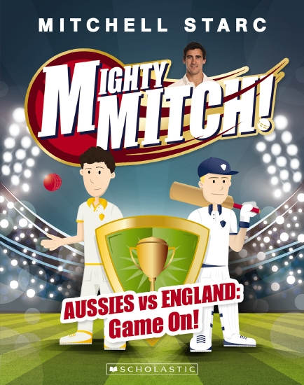 AUSSIES VS ENGLAND: GAME ON!