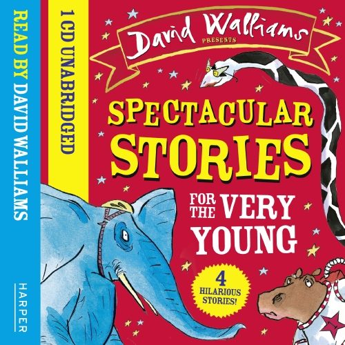 Spectacular Stories for the Very Young CD