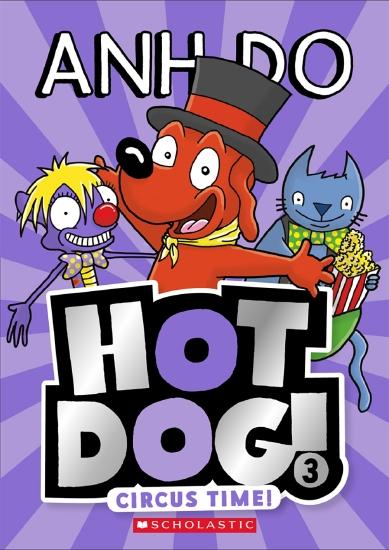 Hotdog! #3: Circus Time!