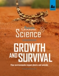 Australian Geographic Science: Growth and Survival
