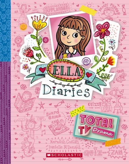 Ella Diaries #12: Total TV Drama