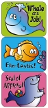 Ocean Life Success Stickers