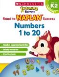 Learning Express NAPLAN: Numbers 1 to 20 NAPLAN K2