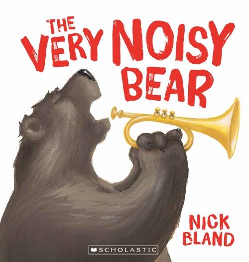 The Very Noisy Bear PB