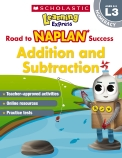 Learning Express NAPLAN: Addition & Subtraction NAPLAN L3