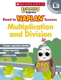 Learning Express NAPLAN: Multiplication & Division NAPLAN L3