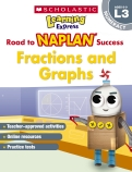 Learning Express NAPLAN: Fractions & Graphs NAPLAN L3