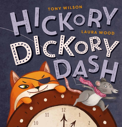 Image result for hickory dickory dash book