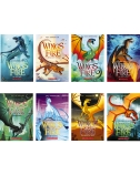Wings of Fire Books 1-8