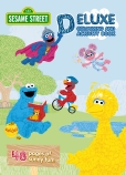 Sesame Street: Deluxe Colouring and Activity Book