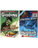 Goosebumps 1 and 2 Flip Book