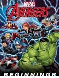 Marvel: The Avengers Beginnings